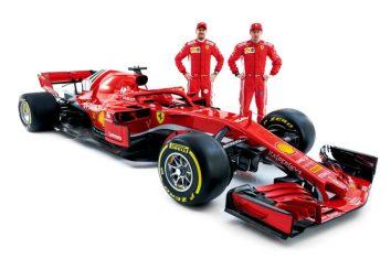 Ferrari F1 1