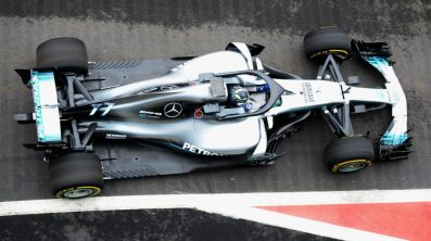 Mercedes F1 1