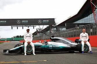 Mercedes F1 2