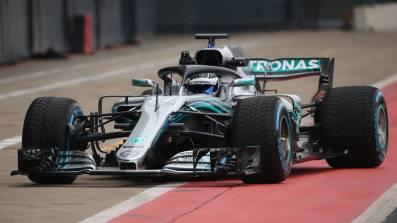 Mercedes F1 3